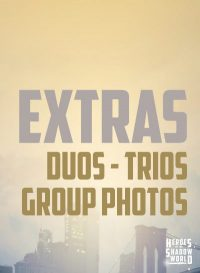 Duo, Trio and Group Photo Ops