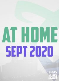 PANELS & WORKSHOPS - At Home Convention (Sept. 12-13, 2020)